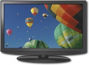 "Insignia® - 37"" 720p Flat-Panel LCD HDTV"